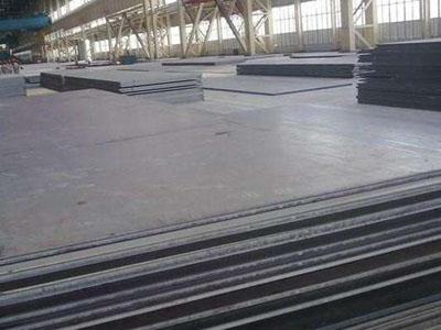 Q345B低合金钢板加工配送服务